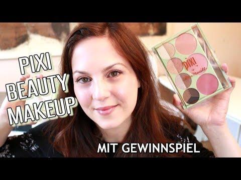 XL Pixi Beauty Makeup Haul / First Impression Chloe Morello Face Palette / GEWINNSPIEL thumbnail