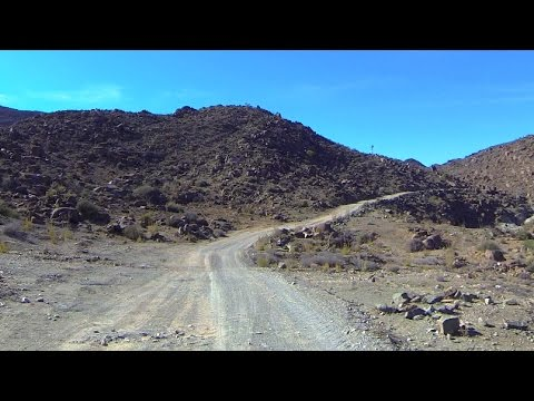 Halfmens Pass (Richtersveld) - Mountain Passes of South Africa