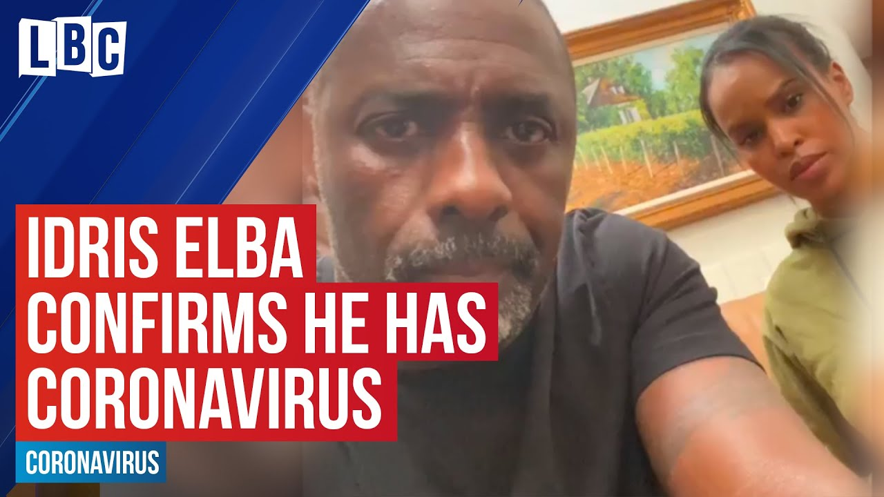 Actor Idris Elba says he has coronavirus: 'no symptoms so far'