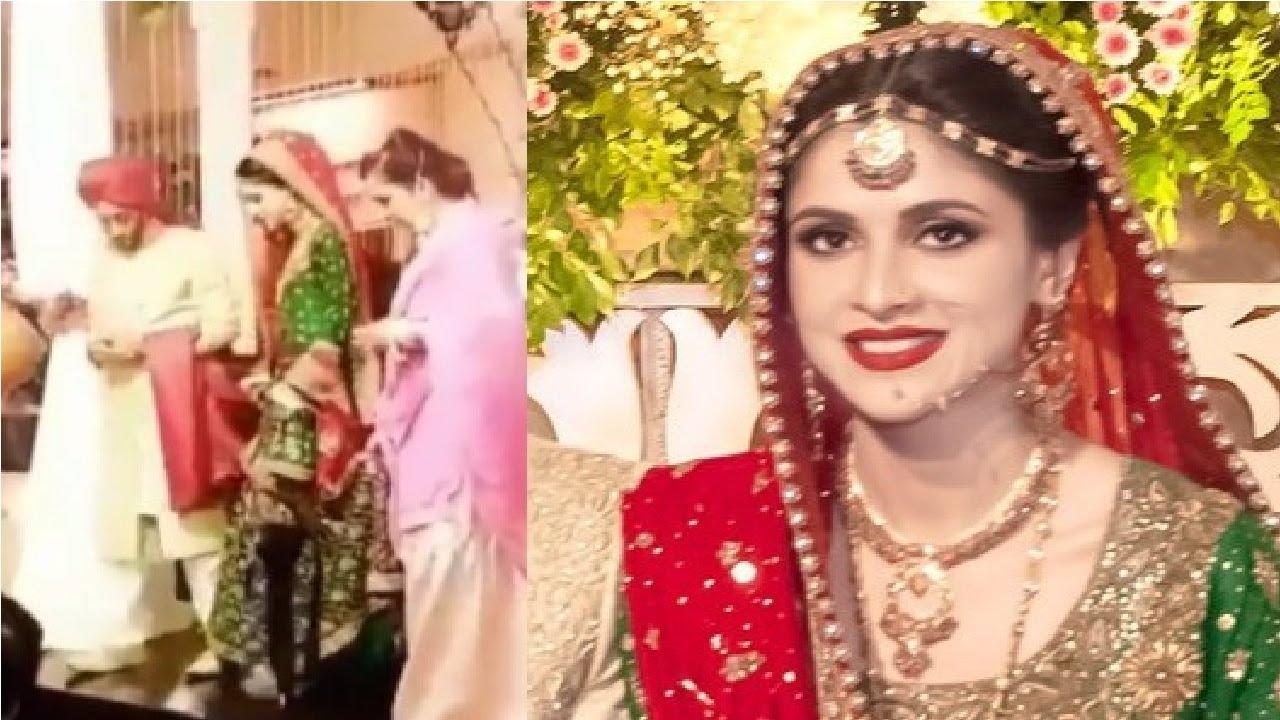 arij fatyma - wedding video