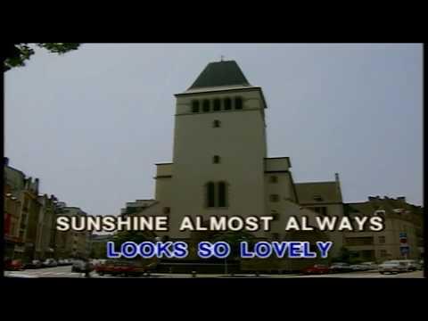 John Denver   -    Sunshine On My Shoulder ...   KaraokeTubeBox