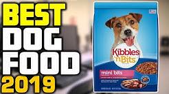 5 Best Dog Foods in 2019