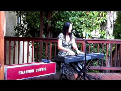 Shannon Curtis Summer House Concert Tour - May 3, Fair Oaks CA