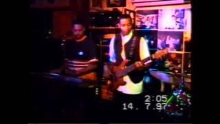 Tim Mitchell Trio  - The Chicken - Waikiki Pub - Mallorca - 1997