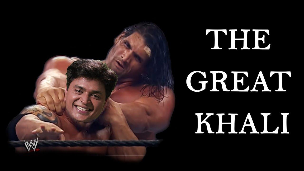 THE GREAT KHALI   ZOOM SHOWS 9.0   VIPUL GOYAL