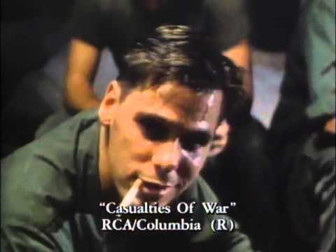 Casualties of War (1989) - Official Trailer
