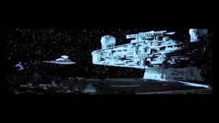 Звездные войны! Империя наносит ответный удар! Вейдер готовит!