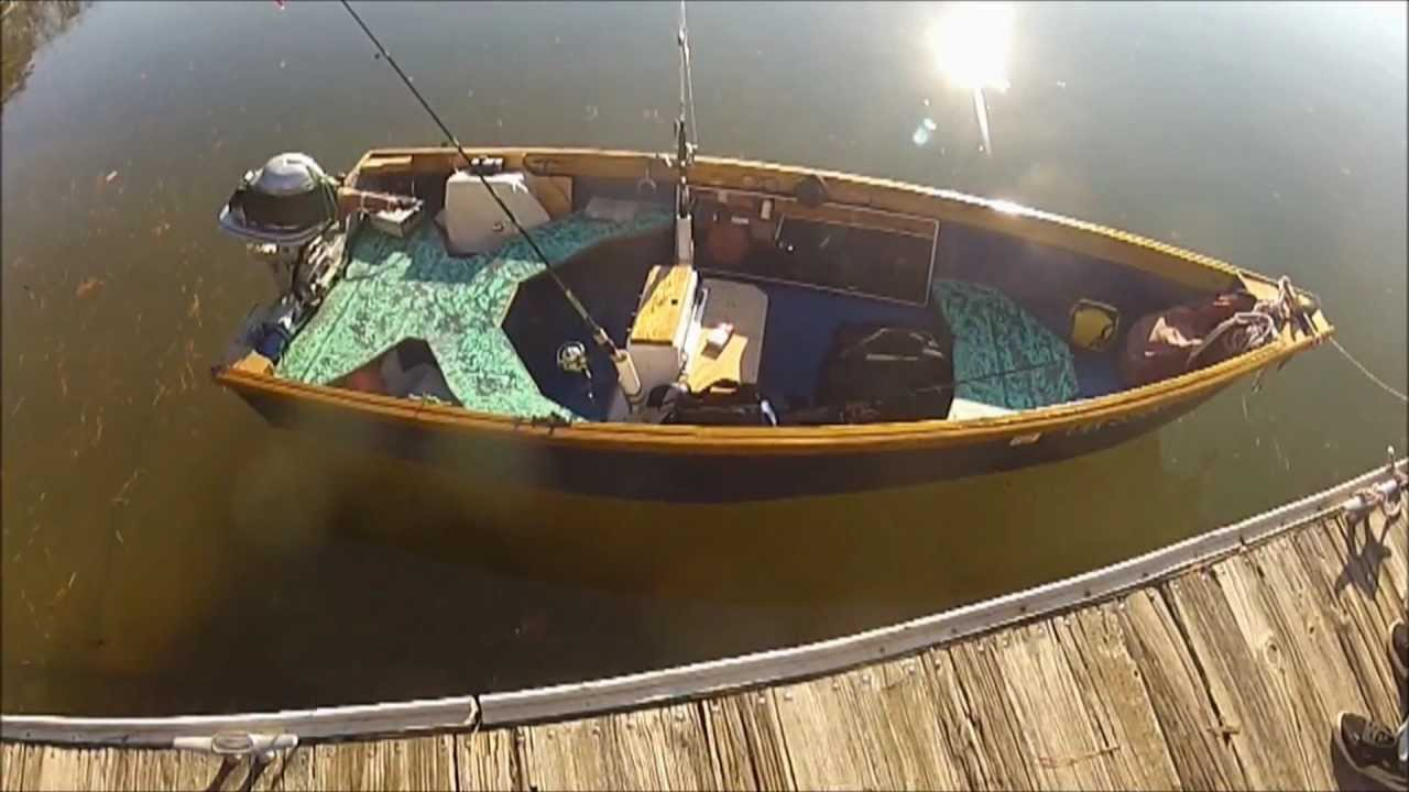 Home Made All Electric Boat Angle Grinder Electric