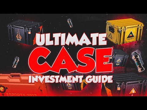 THE ULTIMATE CASE INVESTMENT GUIDE | MAKE MONEY WITH CS:GO CASES 💸📈
