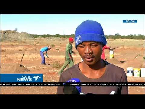 Kimberley Illegal Miners Now  Given Mining Permits
