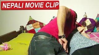 प्राईभेट भिडियो सार्बजनिक भएपछी || Movie Clip || Tiger The Real Hero Clip