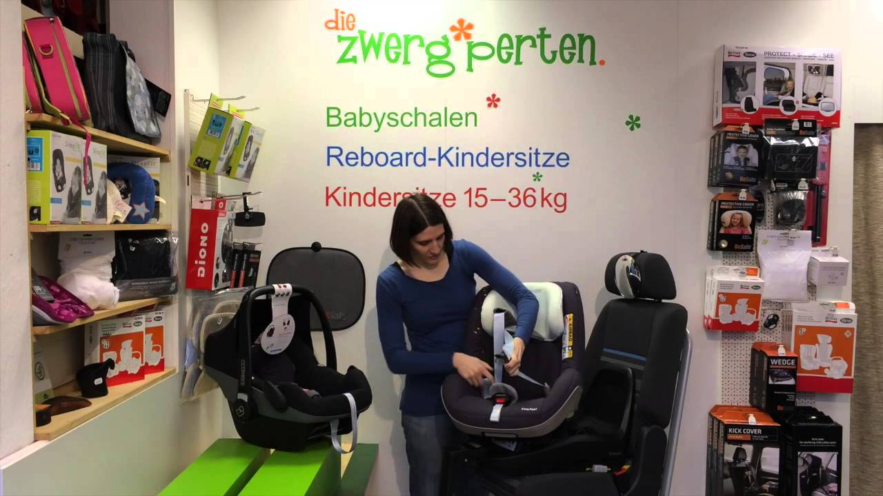 maxi cosi 2wayfamily mit 2waypearl kennenlernen youtube. Black Bedroom Furniture Sets. Home Design Ideas