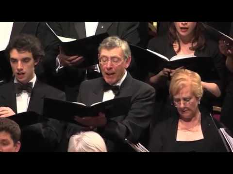 Royal Choral Society 'Hallelujah Chorus' from Handel's Messiah