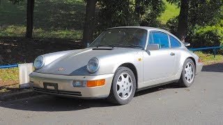 1990 Porsche 911 964 (Germany Import) Japan Auction Purchase Review