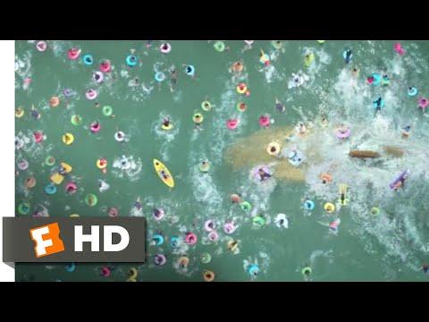 The Meg (2018) - The Beach Attack Scene (8/10)   Movieclips