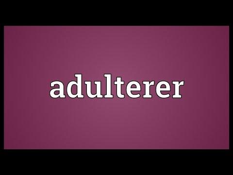 Header of adulterer