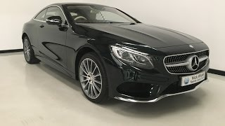 For sale - Mercedes S500 AMG Line Premium - 2016 - Nick Whale Sports Cars