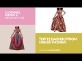 Top 12 Dashiki Prom Dress Women // Clothing, Shoes & Jewelry On Amazon