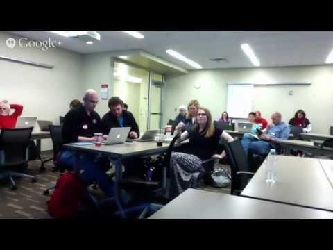 EdCamp Omaha Room 305 Session 3