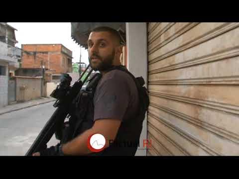 Policia Civil faz operação contra roubo de carga na Vila  Kennedy.