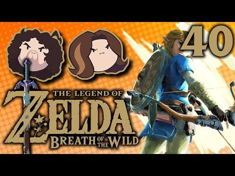 Breath of the Wild: Birds and the Bees - PART 40 - Game Grumps