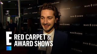 Shia LaBeouf Spills on Married Life With Mia Goth | E! Red Carpet & Award Shows