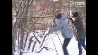 Уроки на новых лыжах начались в Вологде
