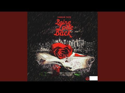 Bring Love Back