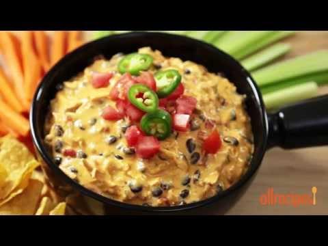 How to Make Chicken Nacho Dip | Appetizer Recipes | Allrecipes.com