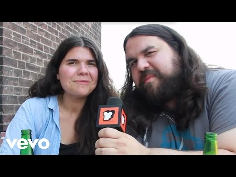 The Magic Numbers - Toazted Interview (part 1)