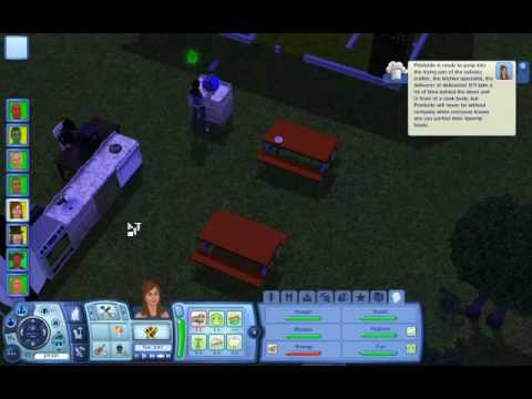the sims 3 how to become addicted to drugs