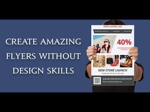 Flyer Maker, Poster Maker, Graphic Design - Apps on Google Play
