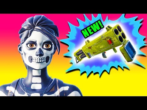 NEW Skull Ranger Skin! 🔥 Fortnite Battle Royale Season 6 Gameplay
