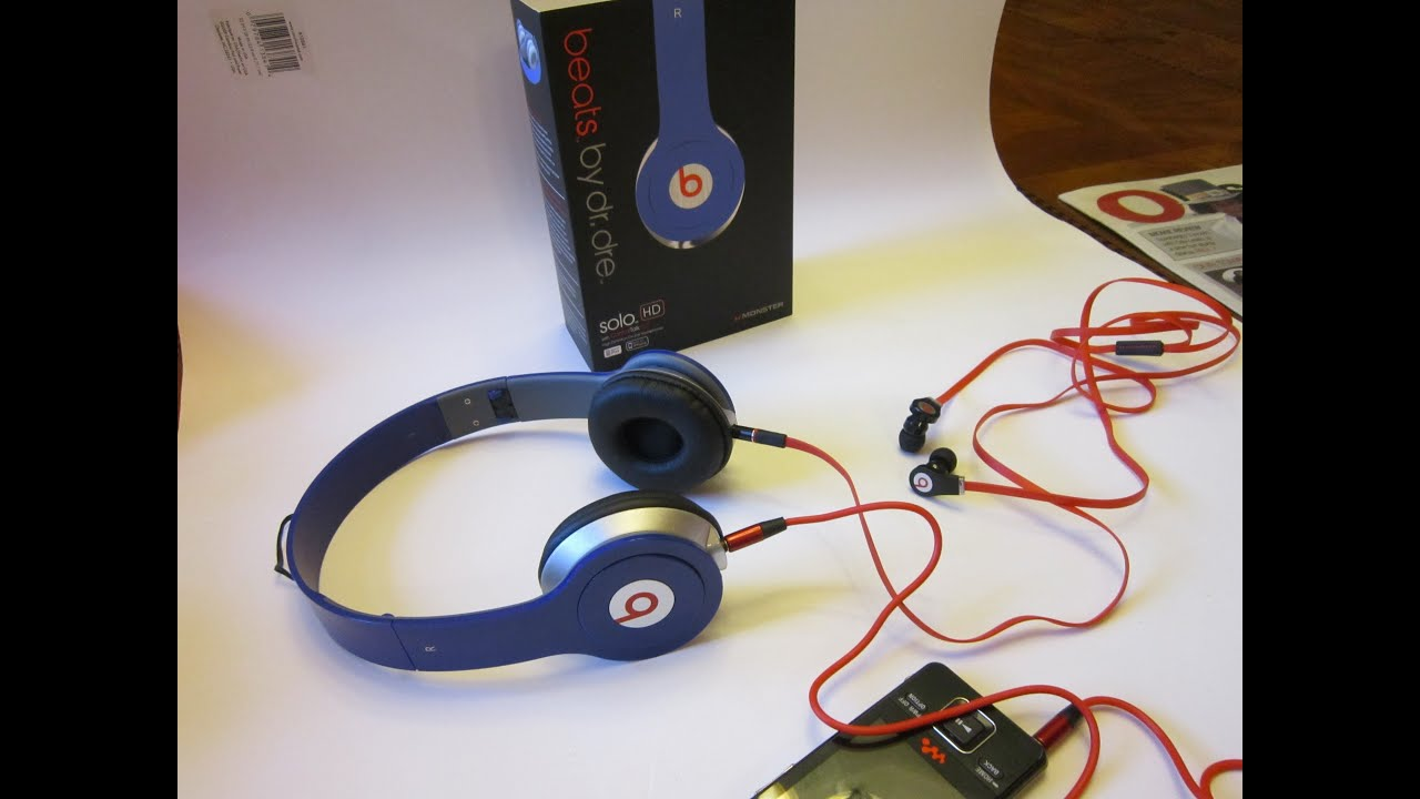 Auriculares monster beats detox pro special edition picture 1