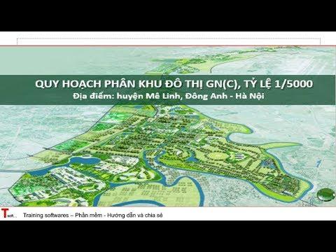 Tsoft   Báo cáo   Quy hoạch phân khu GN (C) Mê Linh, Đông Anh – Hà Nội