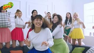 [젤리셔스X모모랜드]  젤리셔스로 끊임없이 릴레~이 노래 부르기!★