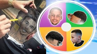 IF I LOSE I HAVE TO GET A STEPHEN CURRY HAIRCUT