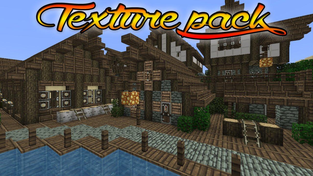 TUTO Comment installer un pack de texture sur Minecraft - YouTube