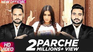 2 Parche Video Song | Monty Waris | Jashan Nanarh | Sara Gurpal | Punjabi Song 2017 | Speed Records