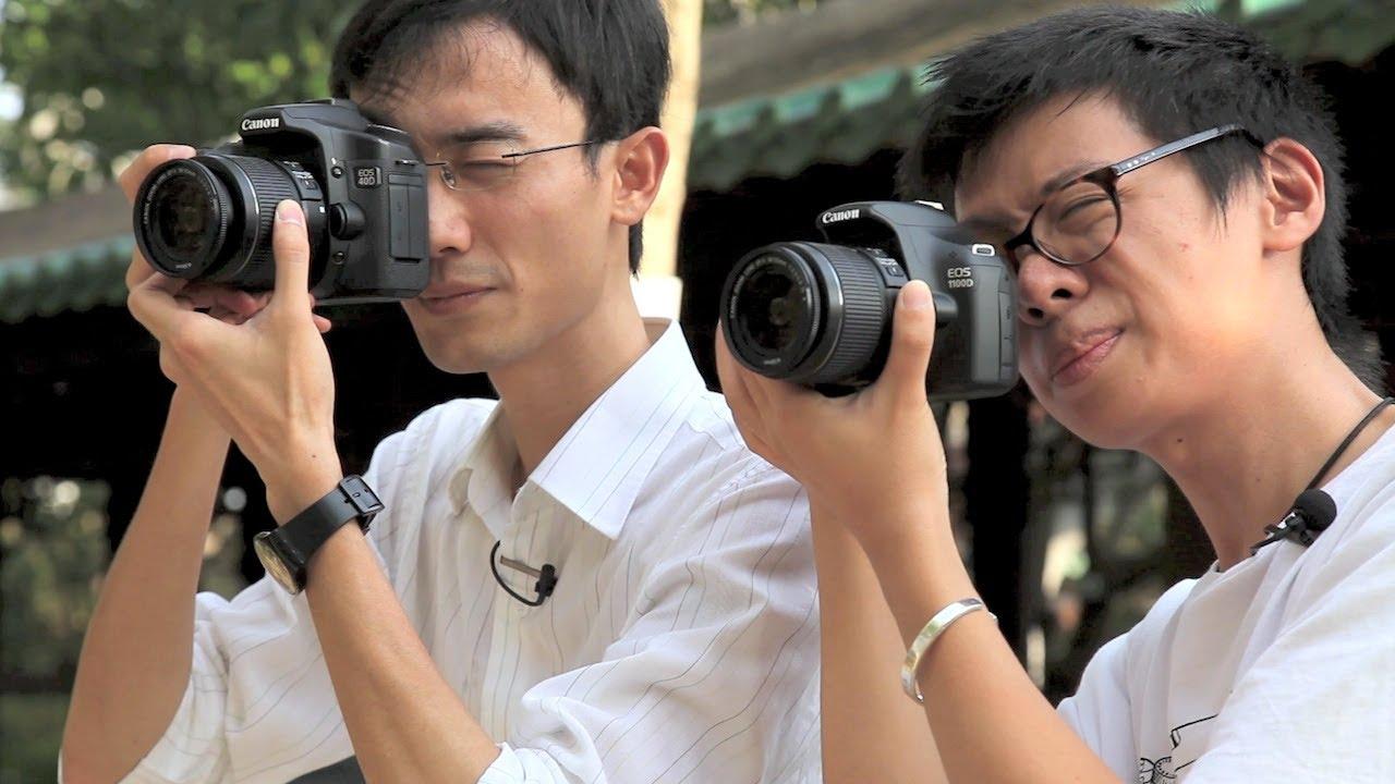 Canon 1100D Vs 2nd Hand Canon 40D