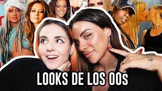 REACCIONANDO A LOOKS DE LOS 00s | Andrea Compton ft Jedet