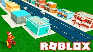 Roblox → the CITY BUILDER!! -City Architect 🎮