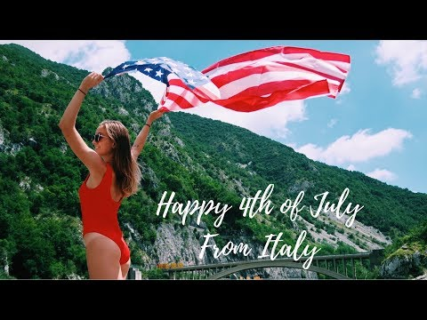 JULY 4TH WEEKEND 2017   Aviano Air Base, Italy