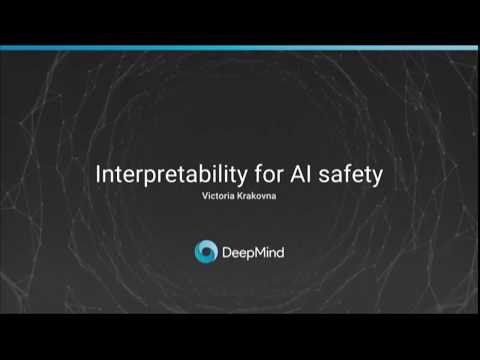 DeepMind - Safe Artificial Intelligence - Victoria Krakovna