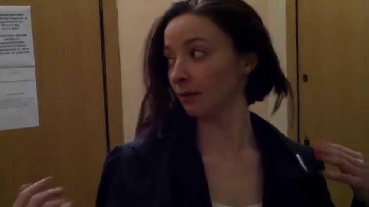 Domnica Cemortan a întîrziat la procesul ei contravențional