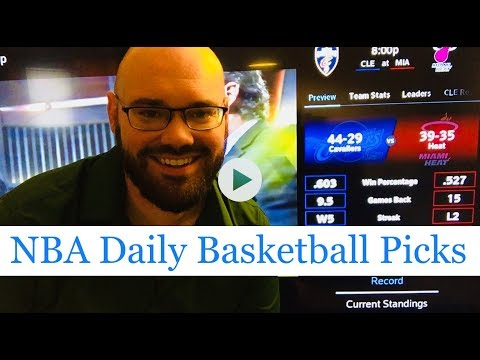 NBA Picks | March 27, 2018 (Tue.) | Basketball Sports Betting Predictions | Vegas Lines & Odds