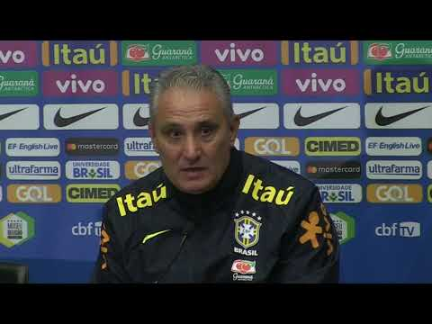 Tite: England among favourites to win World Cup