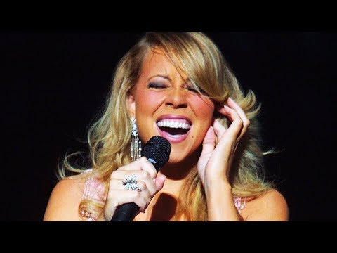 Mariah Carey  B6 'Whistle Note' LIVE Vocal Evolution! 19902017