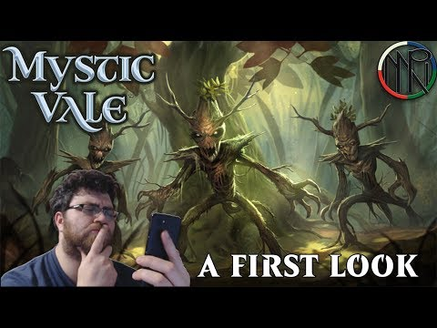 Mystic Vale on Mobile - A first look + GIVEAWAY