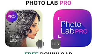 How to downlod photo lab pro